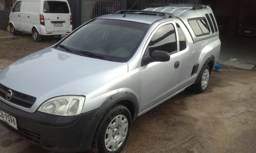 chevrolet montana full 2007 financiación en $$$$