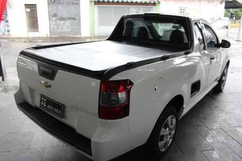 chevrolet montana ls 1.4 cs manual - sem entrada 60x