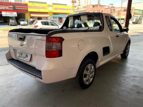 chevrolet montana  ls 1.4 (flex) flex manual