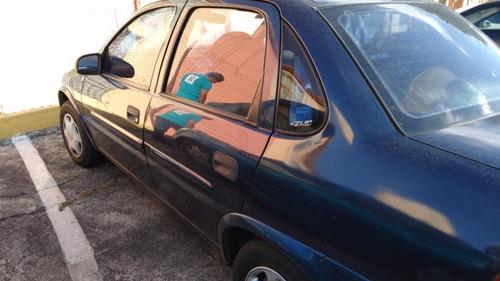 chevrolet monza, 2002. 4 puertas, estándar, único dueño