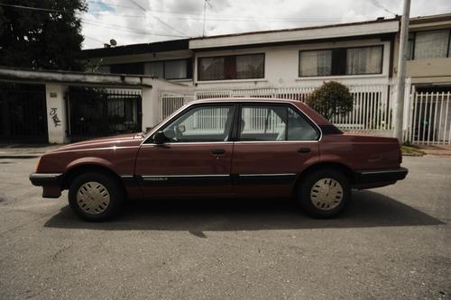 chevrolet monza original 2.0 1988