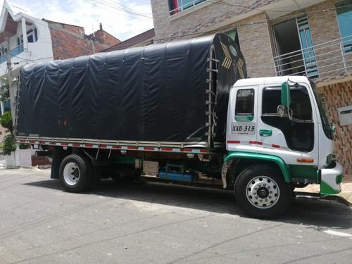 chevrolet motor isuzu  2 puertas color blanco- verde