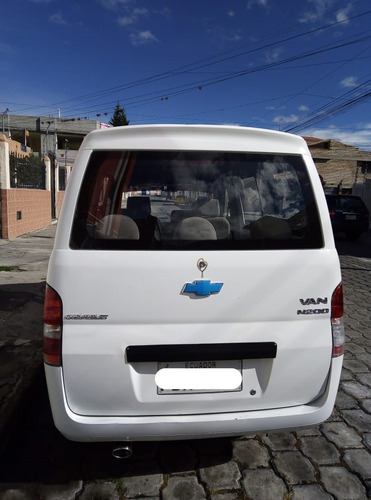 chevrolet n200 - 1200cc - año 2012