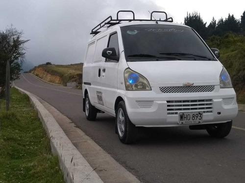chevrolet n300 camioneta tipo carga