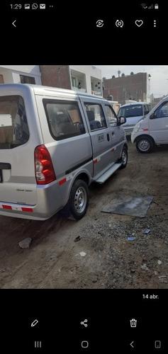 chevrolet n300 glp año 2018 placa de taxi