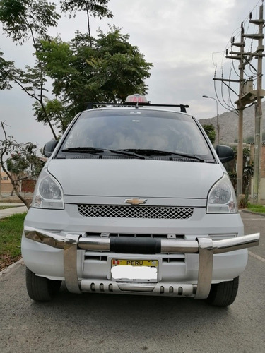 chevrolet n300 move mecánica