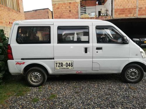 chevrolet n300 van pasajeros 2013