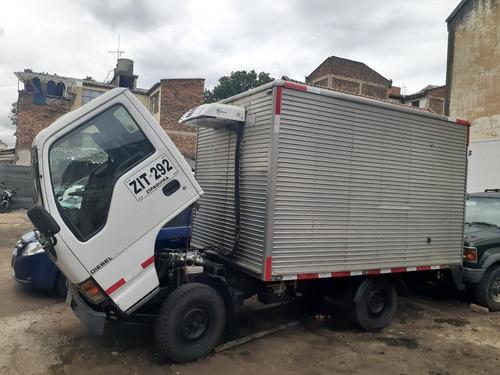 chevrolet nhr 2000  furgon termokin aislado