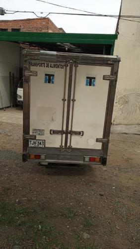 chevrolet nhr 2013 en excelente estado, furgon de lujo