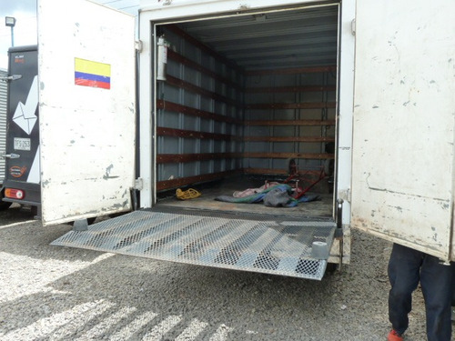 chevrolet nhr  2014 furgon