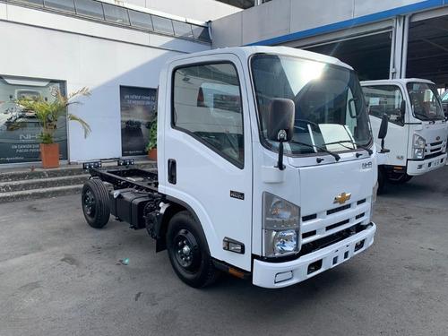 chevrolet nhr 2021 euro iv abs.... financiamos tu camión
