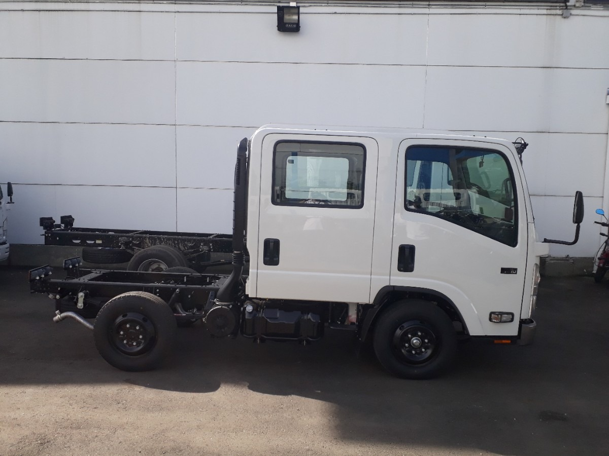 Chevrolet Nhr Doble Cabina 2019 Euro Iv Abs 37bff85081b