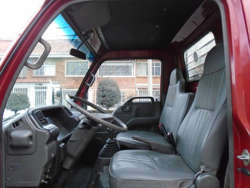 chevrolet nhr furgon 2700cc sa diesel