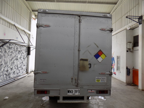 chevrolet nhr furgon carga seca