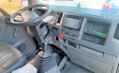 chevrolet nhr furgon termoking  2016