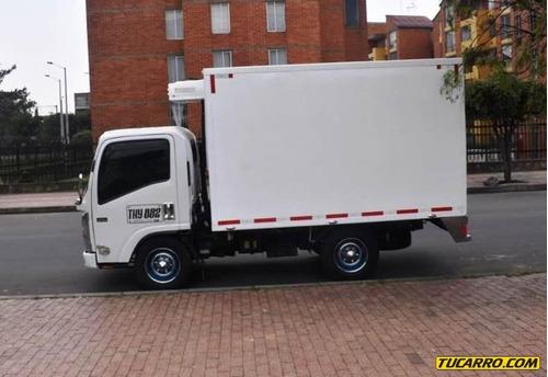 445e760003af6 Chevrolet Nhr Furgon Thermoking Refrigerado -   62.000.000 en TuCarro