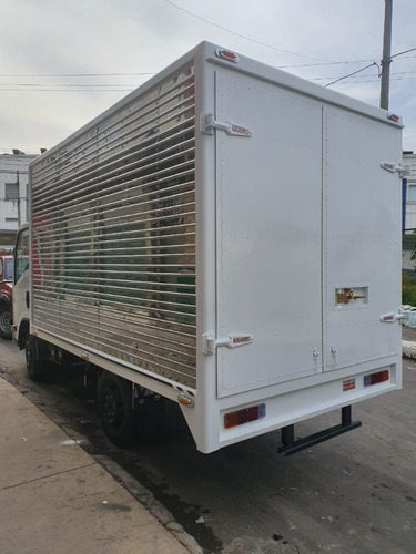 chevrolet nhr furgones carga seca