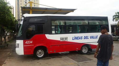 chevrolet nkr 2008 ,19 pasajeros microbús