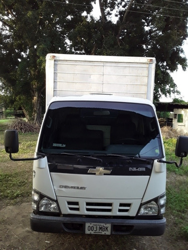 chevrolet nkr camion tipo cava