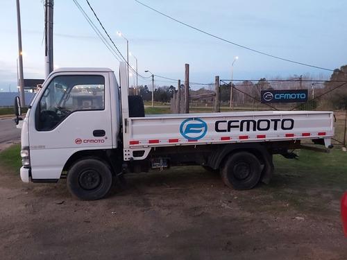 chevrolet  nkr pick up diesel