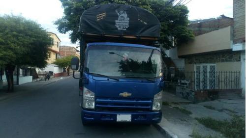 chevrolet nnr md 2012 estacas entera bien cuidada no nkr npr