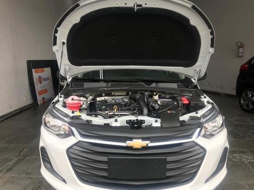 chevrolet novo onix 1.0 turbo automatico 2020
