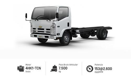 chevrolet npr 2021, toda la linea de camiones chevrolet 2021