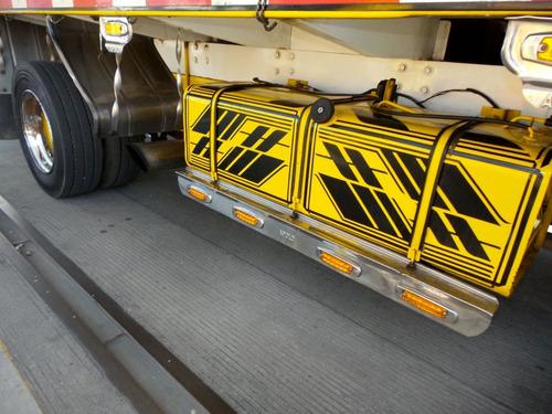 chevrolet npr camion estacas
