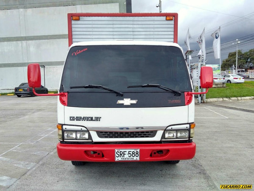 chevrolet npr furgones