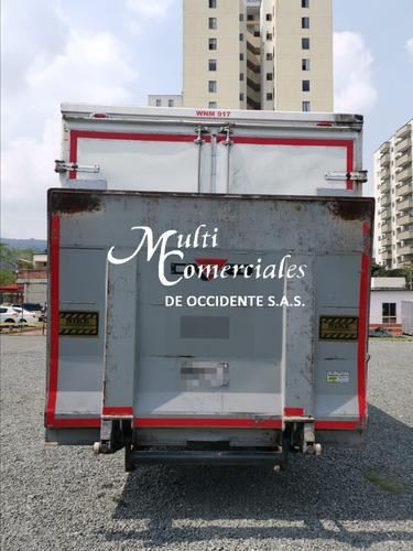 chevrolet npr, mod 2016, 4.2 ton, furgon seco