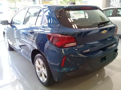 chevrolet nuevo onix ls mt 1.2 turbo 5 puertas fb