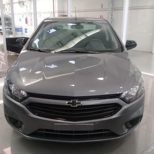 chevrolet nuevo onix plus 1.4 mt joy  2020 sedan cm