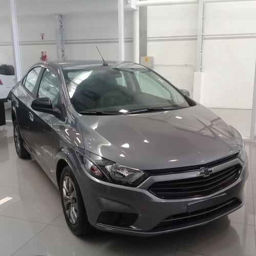 chevrolet nuevo onix plus 1.4 mt joy black 2020 sedan mc