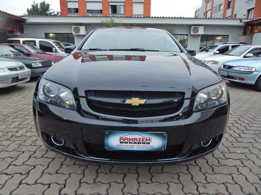 2710a614118 Chevrolet Omega Cd 3.6 V6 2009 Preta Gasolina - R  45.900 em Mercado ...