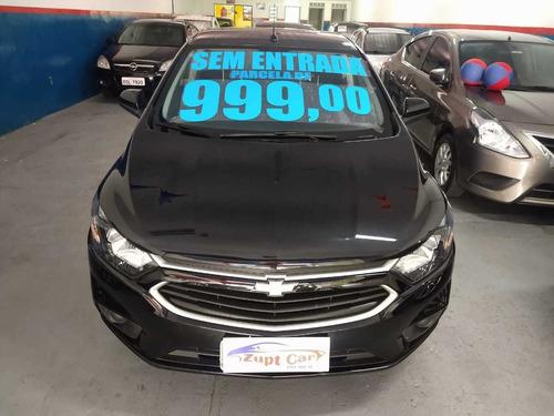 chevrolet onix 1.0 lt completo uber 99 sem entrada