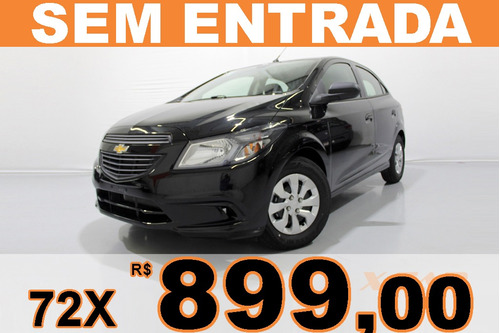 chevrolet onix 1.0 mpfi joy 8v flex manual zero de entrada