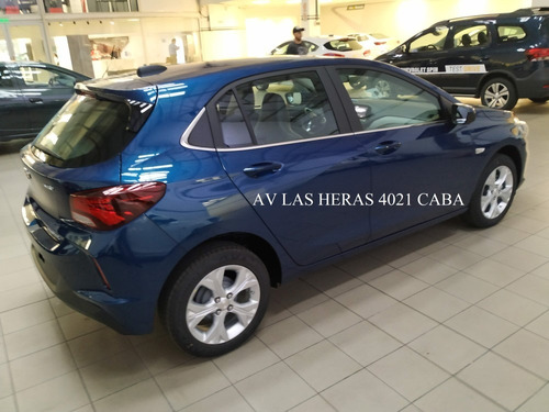 chevrolet onix 1.0 turbo caja manual 55263 juloy  #3