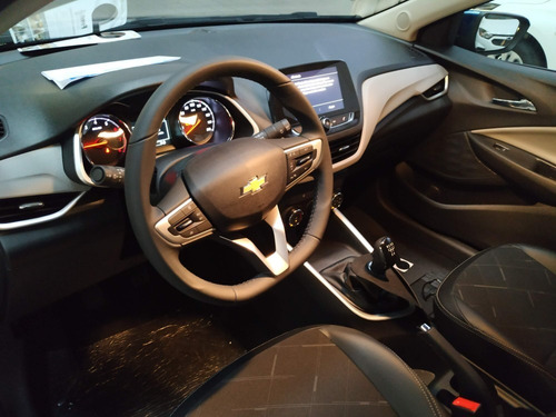 chevrolet onix 1.0 turbo manual velvet 2252 #p3