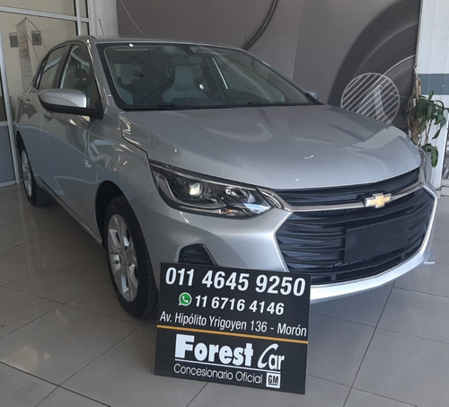 chevrolet onix 1.0 turbo premier at 2020 0km #7
