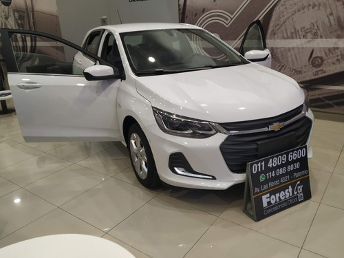 chevrolet onix 1.0 turbo premier ii at memori23266