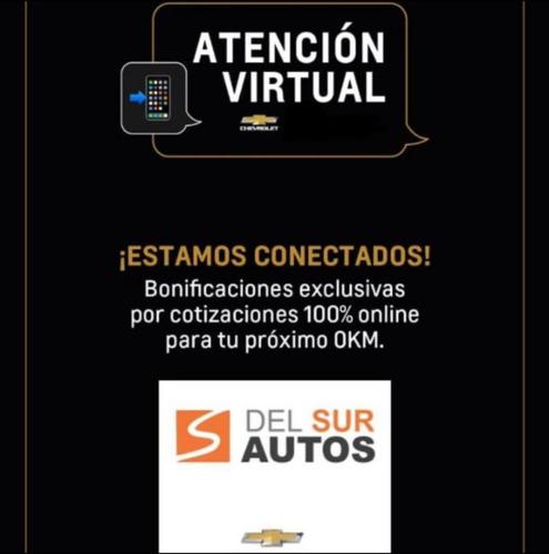 chevrolet onix 1.2 90cv 5 puertas mt mayo 2020