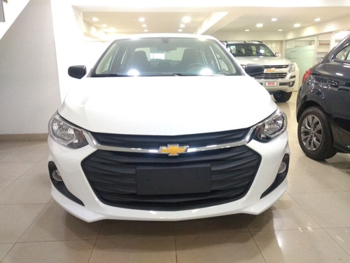 chevrolet onix 1.2 ls 0km 2020 stock permuto financio pd