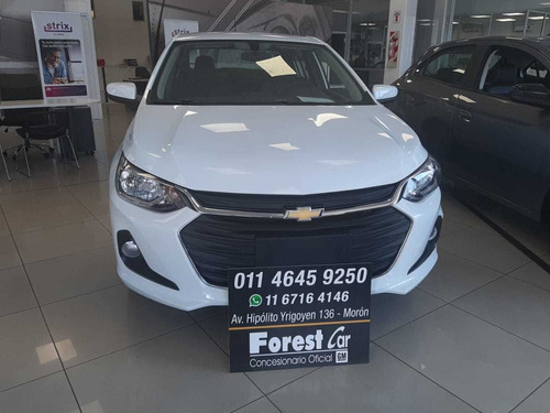 chevrolet onix 1.2 lt plus tech 0km 2020#7