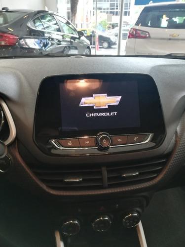 chevrolet onix 1.2 lt tech linea nueva $1.190.000 jm