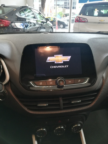 chevrolet onix 1.2 lt tech linea nueva vp