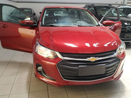 chevrolet onix 1.2 lt tech onstar 2020 tasa 0 % pin 1354 #3