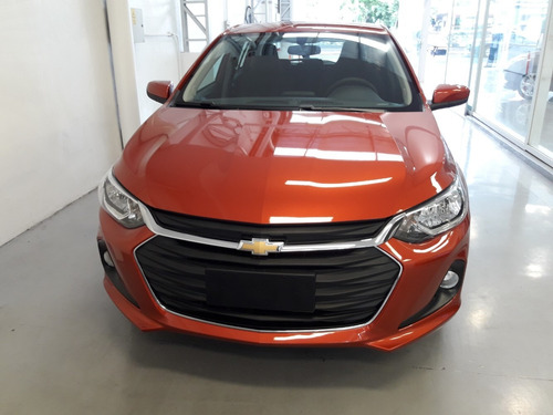 chevrolet onix 1.2 lt tech onstar no fiesta $ 1.035.000- sp