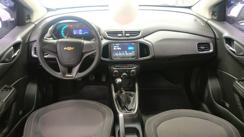 chevrolet onix 1.4 lt 5p completo com mylink