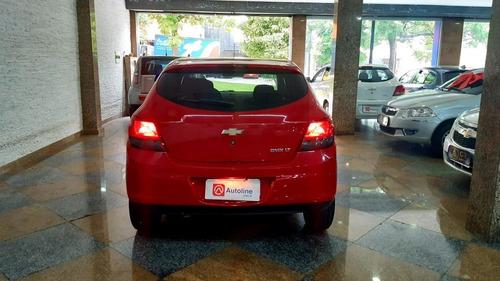 chevrolet onix 1.4 lt 8v flex aut. - 2014
