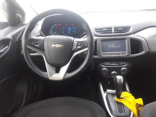 chevrolet onix 1.4 ltz aut. 5p 2016